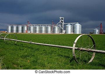 Wendell 2 - Grain Silo\\\'s