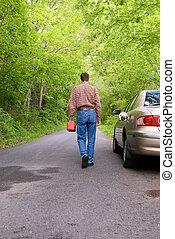 Lost No Gas