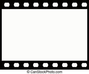 película, marco