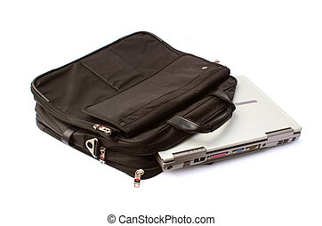 business case - business computer (laptop) case
