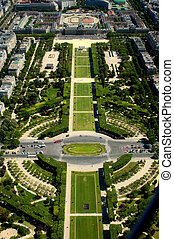 Paris - Champ de Mars / Military School