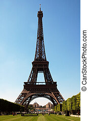 Paris - Tour Eiffel, France