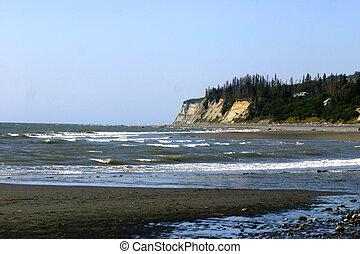 Inlet - Beach around Cook Inlet