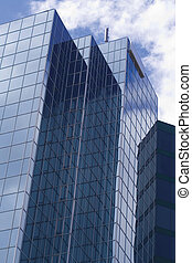 Reflections - corporate buildings