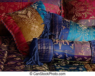 Pillows - Colorfull pillows