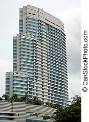 shops and Apartment 2 - Shops and apartment block in Kuala...