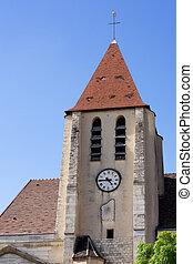 Saint-Germain, igreja