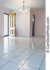 empty house - empty interior of house