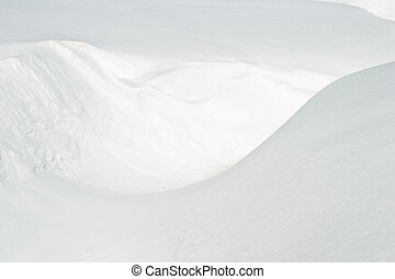 Snow Texture - A snow texture background image