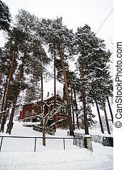 Winter Villa - Nordstrand Villa in winter