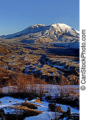 Mount St Helen - National monument, Washington state, USA