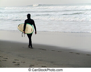 Never Too Cold to Surf - It\\\\\\\'s never too cold to go...
