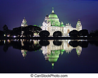 Victoria Memorial - India - Kolkata - West Bengal