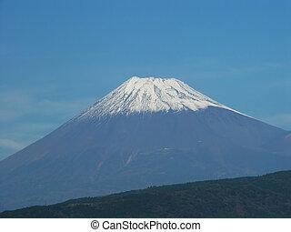 フジ, 日本, 箱根, もっと近く, 山