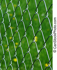Fence - Gardens fence