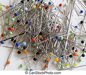 pins - colourfull pins