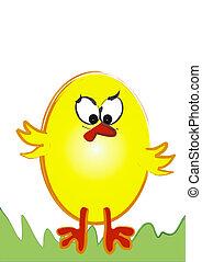 chicken - easter chicken
