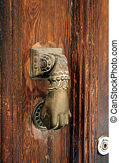 DOOR KNOCKER - Cyprus ..