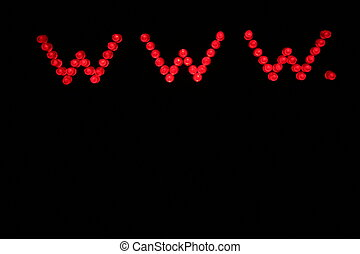 WWW Red - WWWin red lighting