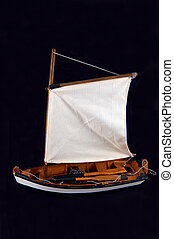model boat - model toy sailboat