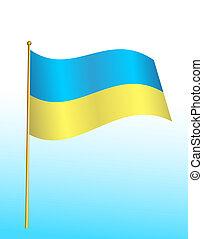Flag - Ukraine 2