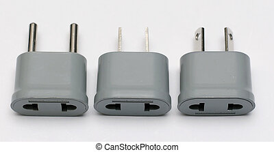 international plugs - plug adaptors