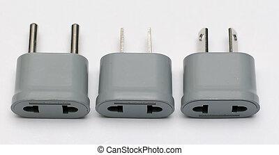 international plugs - plug adaptors