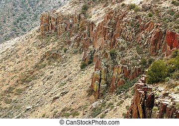 Desert Mountain - Desert mountain in Arizona