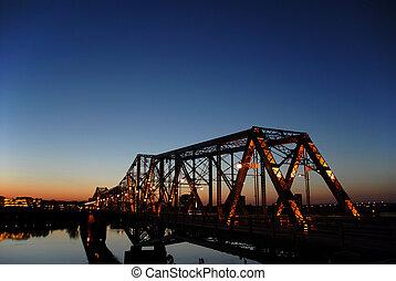 Alexandria, ponte