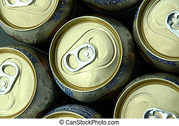 cans - soda cans