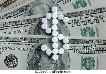 Dollar Pills - Drug Dollars