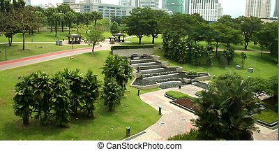 KL Park - Park, in the heart of Kuala Lumpur