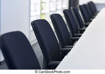 chair row