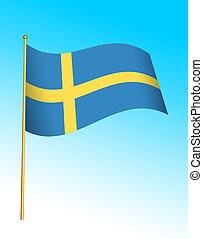Flag - Sweden 2