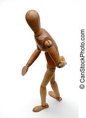 Figurine - Old Age