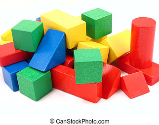 wooden blocks - childrens wooden blocks