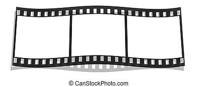 3-D Black 3 Images