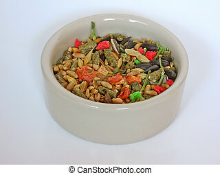 rodent food - Mixed rodent food