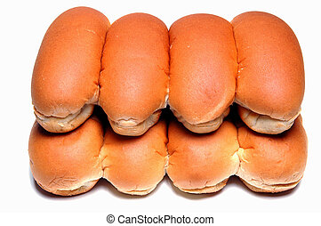 buns - hot dog buns