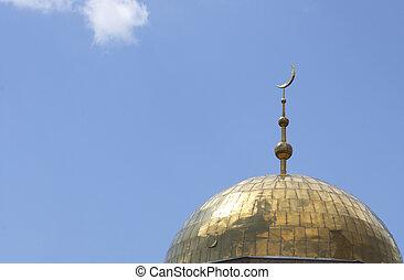 partie, mosquée