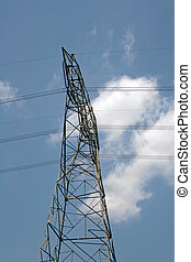 High Power - High Voltage towers