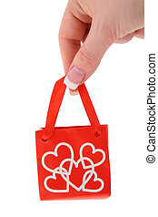 holding love gift bag 2