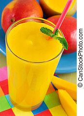 Smoothie - Mango smoothie
