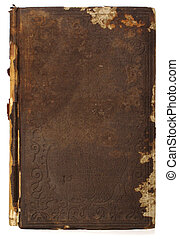 old tome - an old book