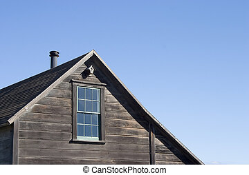 Rustic House Roof
