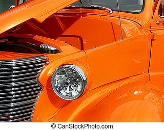 arancia,  coupe