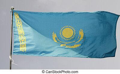 Kazakhstan - kazakhstan\\\'s flag
