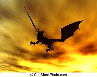 Dragon Attack 1