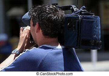 Cameraman ..
