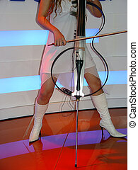 cello - electric cello